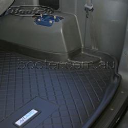 Mitsubishi Pajero cargo boot liner mat - 3003R