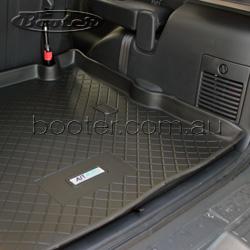 Mitsubishi Pajero 3 Door Cargo Liner Boot Mat (3004RS)