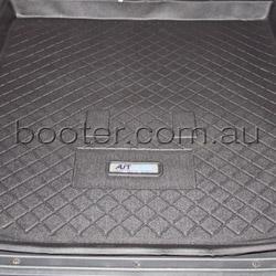 Mitsubishi Pajero 5 Door Wagon Cargo Liner Boot Mat (3009)
