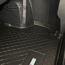 Mitsubishi Outlander 5dr Wagon Cargo Liner Boot Mat (3012RS)