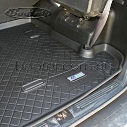 Hyundai Terracan HP 7 Seat Cargo Liner Boot Mat (3602RS)