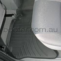Toyota Hilux Custom-Fit 2nd Row Floor Mat (441002LS2S)