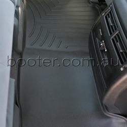Toyota Landcruiser Custom-Fit 2nd Row Floor Mat (441572RS1S)